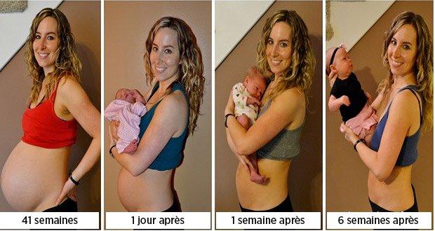Perdre du poids apres grossesse jumeaux