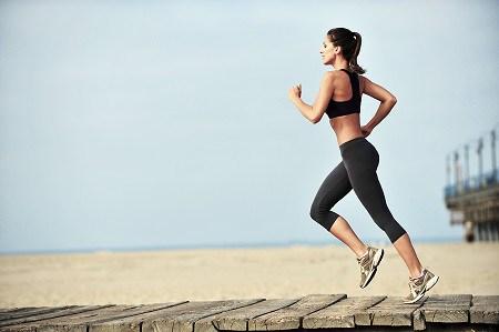 Courir permet de perdre du poids