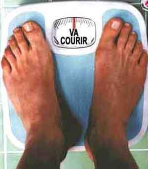Perdre du poids et courir