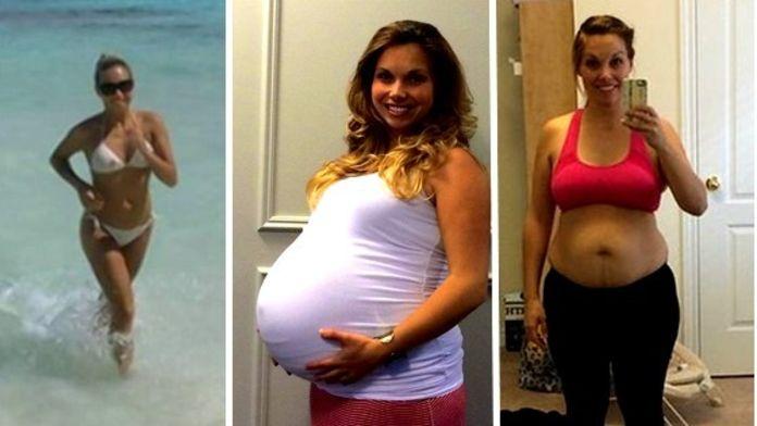 Quand perdre du poids apres accouchement