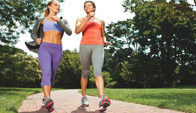 Perdre du poids avec la marche à pied
