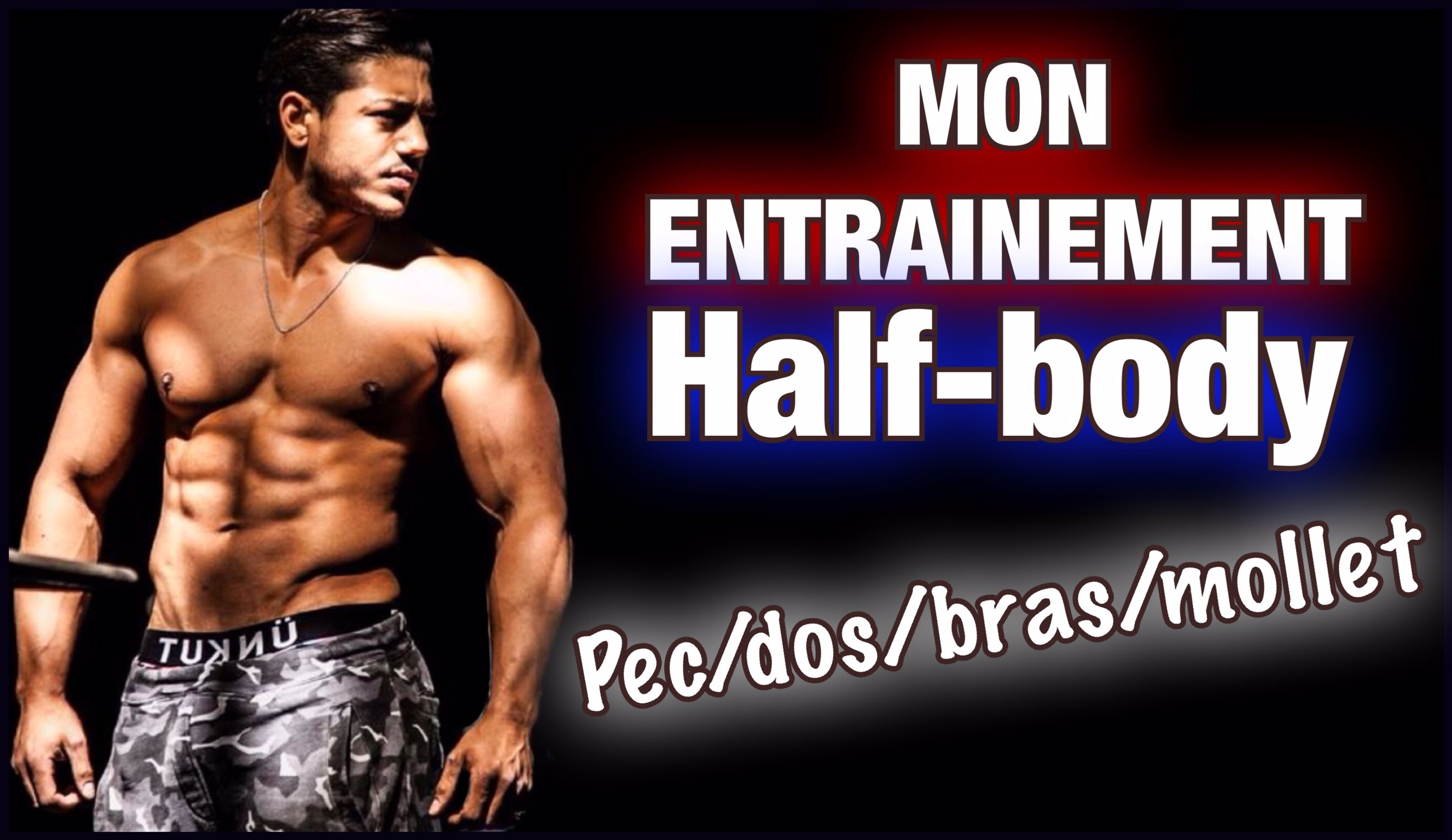Programme muscu pec dos - Sport, perte de poids et recette..