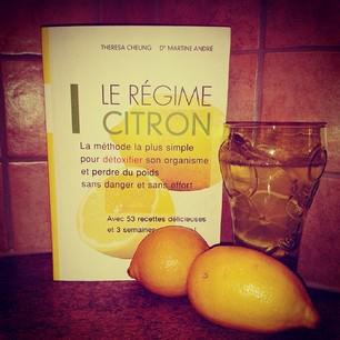 Regime citron avant ou apres repas - Sport, perte de poids ...