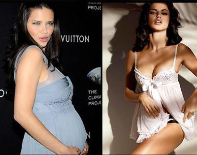 Perdre vite du poids après grossesse